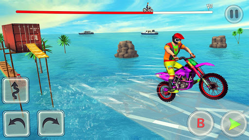 Bike Stunt Race Master 3d Racing - Free Games 2020 screenshots 4