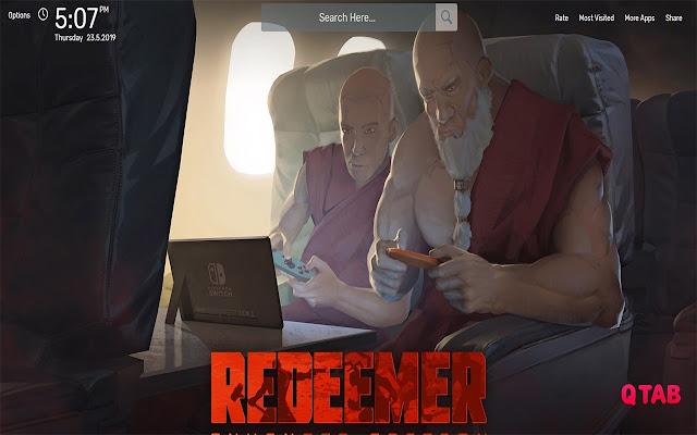 Redeemer Enhanced Edition Wallpapers