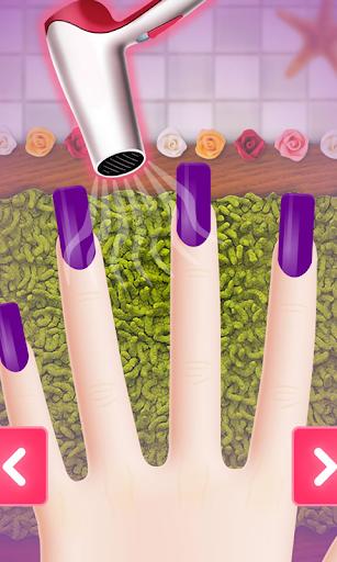 Fashion Girls Nail Salon 1.0.7 screenshots 2