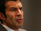 Luis Figo nommé conseiller au sein de l'UEFA