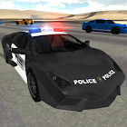 警察の車の運転 icon