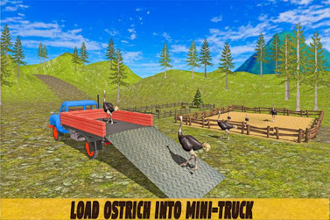 Euro Farm Simulator: Ostrich - Android Apps on Google Play