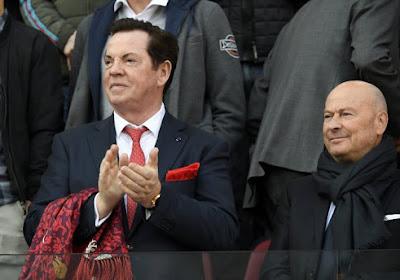 """Antwerp-voorzitter trots op zijn aanhang: """"Bijna de besten van de klas"""""""