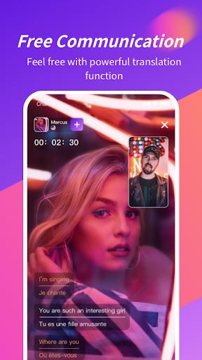 Chamet:Live video chat & Match & Meet screenshot 2