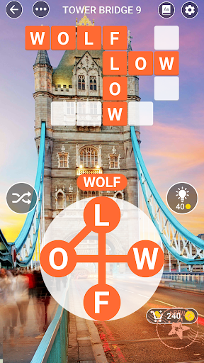 Word City: Connect Word Game - Free Word Games 3.4 screenshots 5