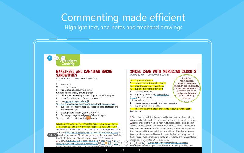 Foxit PDF Business & Converter Screenshot 16