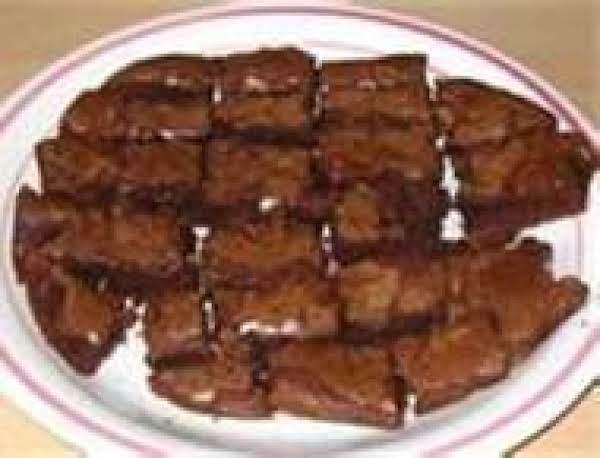 (low Fat) Diet Dr. Pepper Brownies