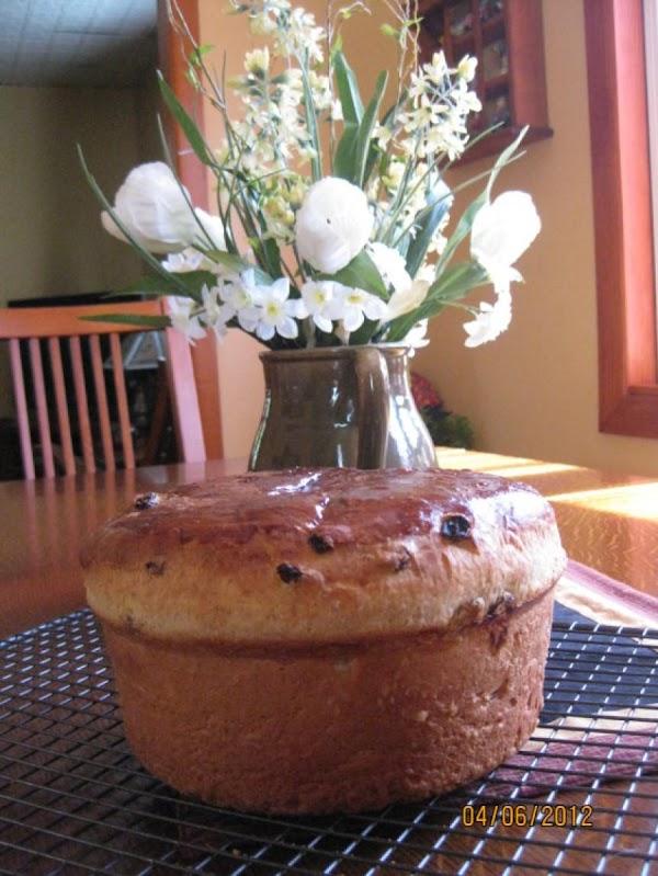 Breadmaker Spring Babka Recipe