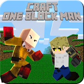 Craft One Block Man Run