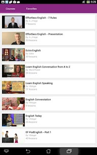 English Conversation Courses App Latest Version Download For Android 4
