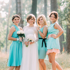 Wedding photographer Alena Danilyuk (AlenaDanyluk). Photo of 26.07.2016