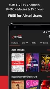 Airtel TV App for PC 3