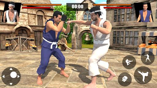 Karate Final Fighting 2019: King Kung Fu Fighter  captures d'écran 1