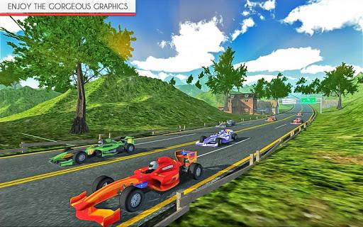 Top Speed Highway Car Racing  screenshots 11