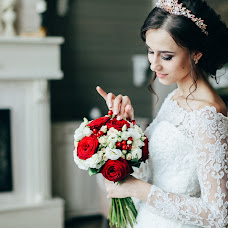 Wedding photographer Yuliya Zakharova (Jusik). Photo of 04.09.2017