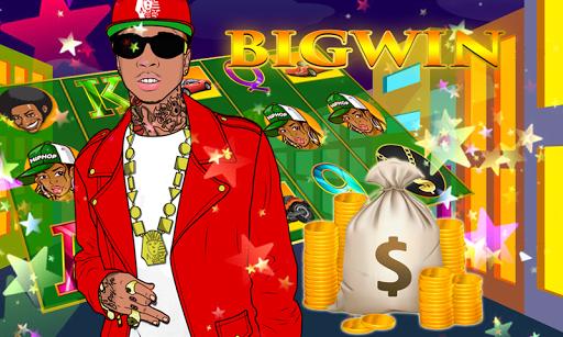 Hip Hop Cool Fun Slots