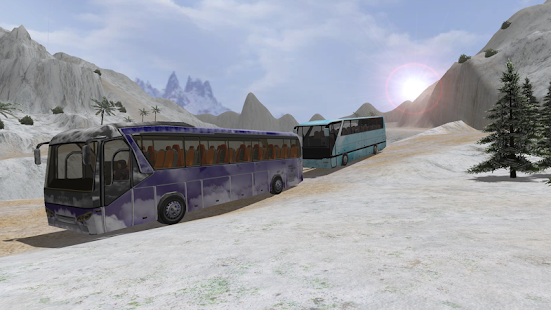 Offroad Snow Bus Driver 2017 - náhled