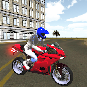 Moto Race City Simulator for PC and MAC