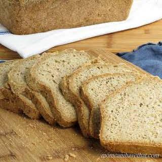 The Best Psyllium-Flax Bread.