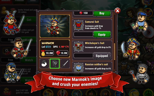 Marmok's Team Monster Crush modavailable screenshots 13