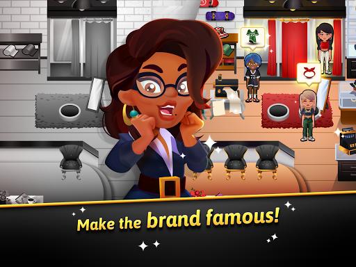 Hip Hop Salon Dash - Fashion Shop Simulator Game 1.0.3 screenshots 8
