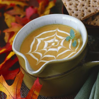 Winter Veg Bisque for Halloween