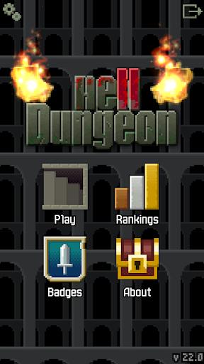Hell Dungeon REWARDED