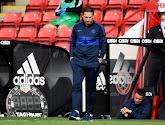 """Frank Lampard : """"Le club n'est pas encore prêt à jouer le titre"""""""