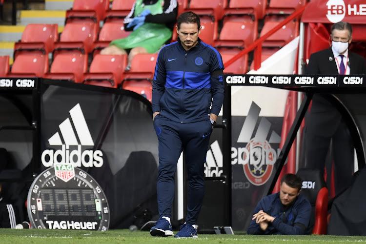 """Frank Lampard ne sait pas quoi dire : """"Une prestation correcte malgré le 4-1"""""""