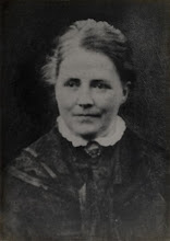 Photo: Wallace's wife Annie in about 1886-7. This is a old photograph of a tintype original taken at Godalming, Surrey. Photographer: ? First published: Raby (2001). Scanned with permission from the original owned by the Wallace family. Copyright of scan: A. R. Wallace Memorial Fund & G. W. Beccaloni.