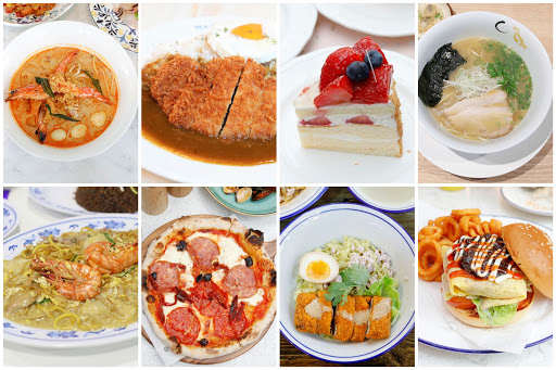 12 Capitol Singapore & CHIJMES Restaurants To Order For Father's Day With FREE Islandwide Delivery. Mix-And-Match Up To 6 Different Restaurants
