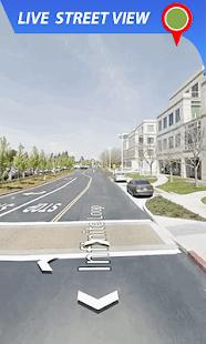 Live Street View Satellite View World Map App Report On - Satellite street view