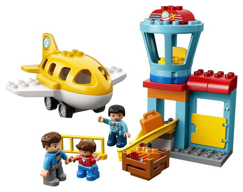 Contenido de Lego® 10871 Aeropuerto