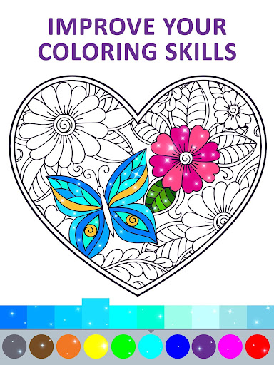 Best Coloring pages For Adults 3.5 Screenshots 6