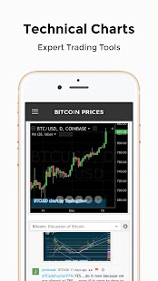 MyBit: Ethereum, Bitcoin Price- screenshot thumbnail