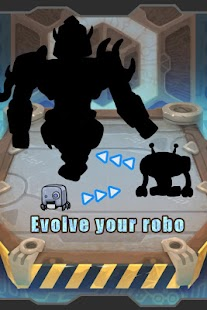 Robo Evolution World- screenshot thumbnail