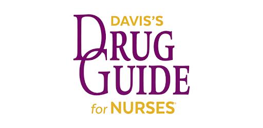 Davis's Drug Guide for Nurses .APK Preview 0