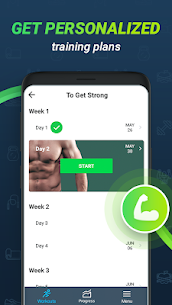 Fitness by GetFit: Daily workout. Premium Apk 1.2.0 (Unlocked) 3