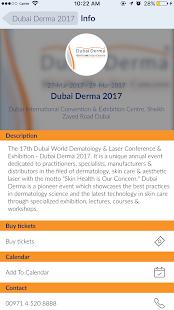 Dubai Derma 2017 - náhled