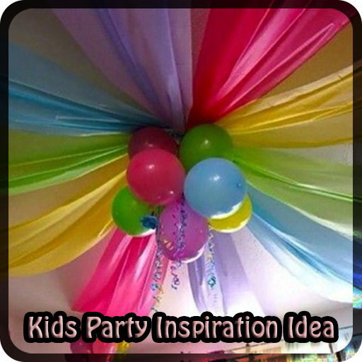 Kids Party Inspiration Idea
