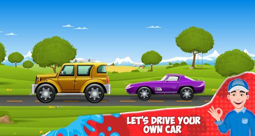 Kids Car Wash Service Station screenshot 6