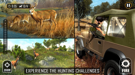 Deer Hunting - Sniper Shooting Games screenshots 11