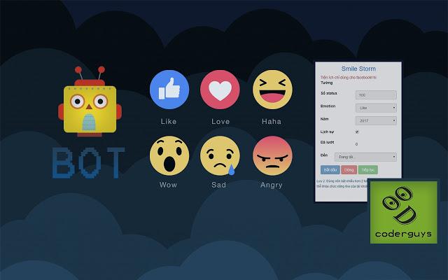 TSTGroup-Bão cảm xúc Facebook