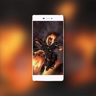 Wallpapers Of Ghost HD Screenshot Thumbnail