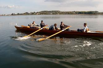 Photo: 2006 Mariager Fjord. Bjørn Nielsen, Kaj Nielsen, Carsten Utzon, Niels Nielsen, Ole Pedersen.