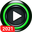 Music Player - Bass Booster - Free Download icon