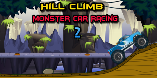Hill Climb Monster Car 2