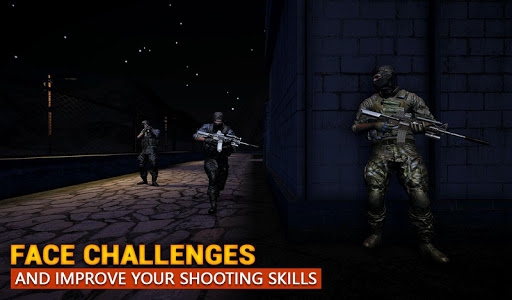 Army Sniper Counter Terrorist Gun Shoot Killer  screenshots 1