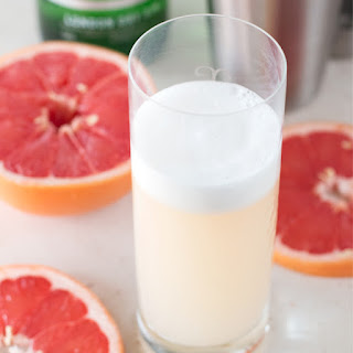 Grapefruit Gin Fizz Recipe