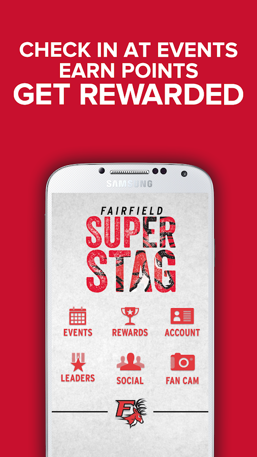 Super Stag Rewards Program- screenshot